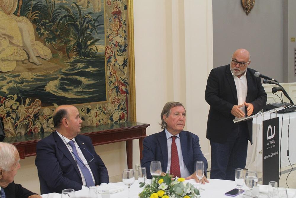 Los exportadores de cítricos rinden homenaje a José Martínez, el director general del CGC durante casi 25 años