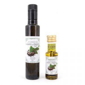 aceite aromatico de laurel