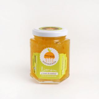 imagen Lemon and orange blossom jam