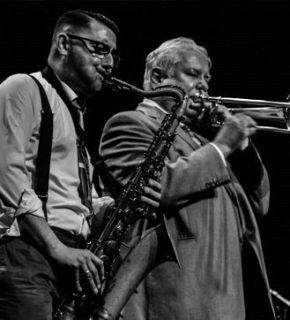 28th july: Bodega Teulada + The Dan Barrett + Enric Peidr Quartet
