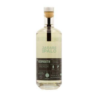 Vermouth Blanco  Jarabe de Palo(75cl · 15%)