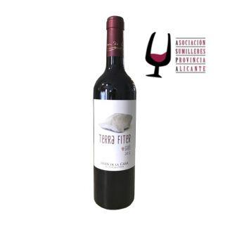 Vino tinto Terra Fiter 2015 Gran reserva ·  (75cl · 14,5%)