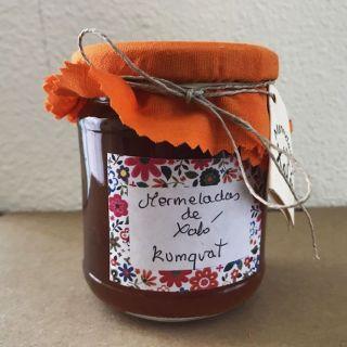 Mermelada de kunquat (212 ml)