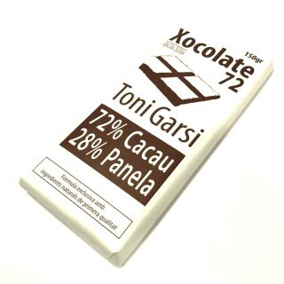 Chocolate 72% (150gr)