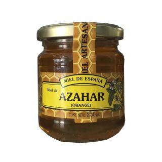 Miel de Azahar (250GR)