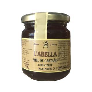 Miel de castaño (250gr)