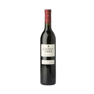 Vino tinto Castell d'Aixa Crianza (75cl · 13,5%)