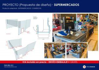 PROYECTO / PROPUESTA DISEÑO SUPERMERCADOS