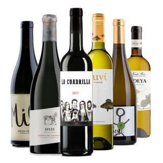 ¿Se te acaban los vinos y necesitas probar nuevos?