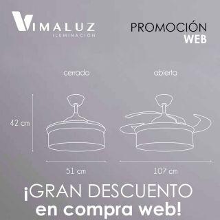 thumb VENTILADOR ATENAS NARVI   VIMALUZ  PROMOCIÓN ESPECIAL POR COMPRA EN WEB