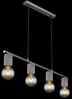 thumb LAMPARA METALL SILBERFARBEN GLOBO LIGHTING