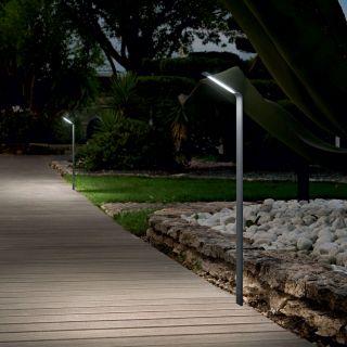 LAMPARA DE PIE EXTERIOR AGOS SMALL