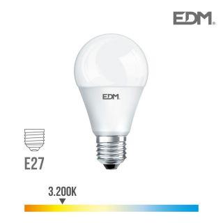 BOMBILLA LED 7W E27 3200K