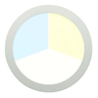 Plafón VIMALUZ Downlight Monet CCT 18W con cambio de color