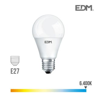 BOMBILLA E27 LED 7W 6400K