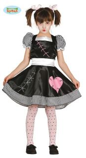 Disfraz de muñeca asesina (killer doll)