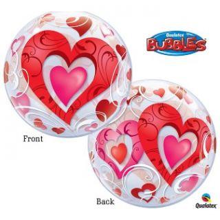 Globo bubble corazones