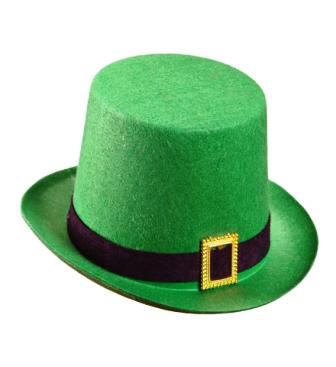imagen Sombrero chistera verde