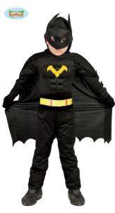 Disfraz de Batman con musculos