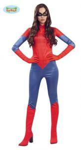 Disfraz de spiderwoman