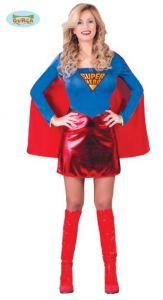 Disfraz de Superwoman