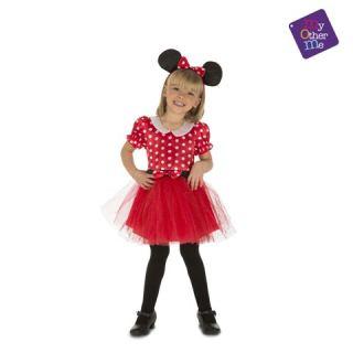 Disfraz de ratoncita (Minnie)