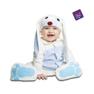 Disfraz de conejito azul