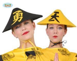 Sombrero chino fieltro