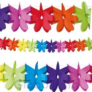 imagen Guirnalda flores silvestres