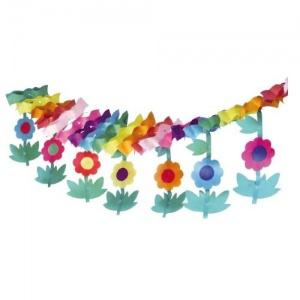imagen Guirnalda flores colgantes