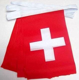 Guirnalda plástico Suiza