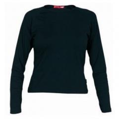 imagen Camiseta negra mujer m/l