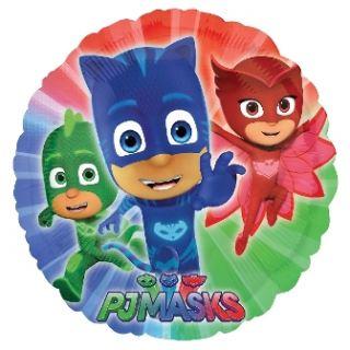 Globo foil PJ Masks