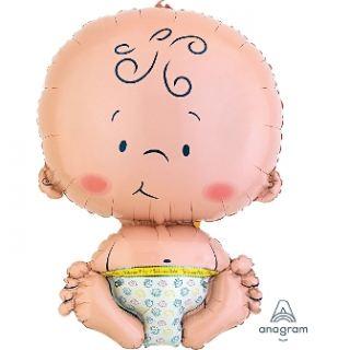 imagen Globo foil bebe