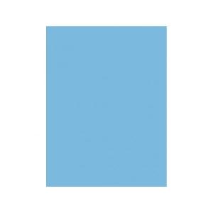 imagen Mantel azul claro