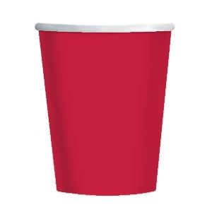 Vasos Rojos