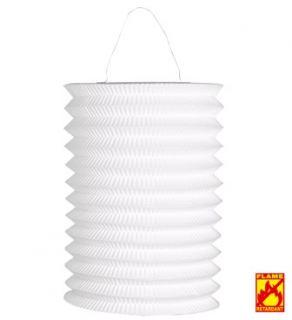 Farol blanco 16cm
