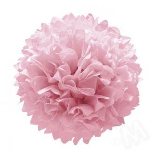 imagen Pompon rosa pastel (set 3 und)