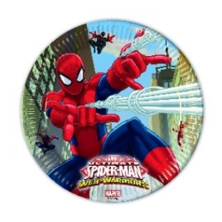 Platos Spiderman 23cm