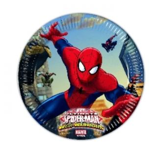 Platos Spiderman 20cm