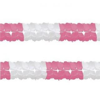 imagen Guirnalda rosa y azul 4mtr
