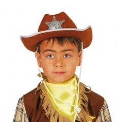 imagen Sombrero vaquero infantil