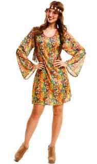 Disfraz happy hippie