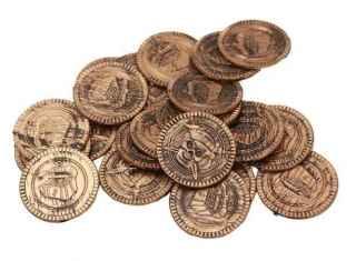 Monedas pirata