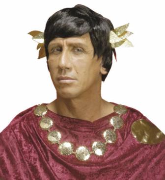 Collar medallones romano.