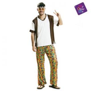 imagen Disfraz de hippie chico