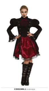 Disfraz de gótica (Vampiresa)