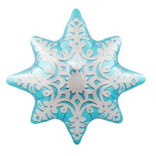 Globo foil estrella de navidad