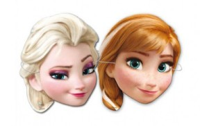Caretas Frozen