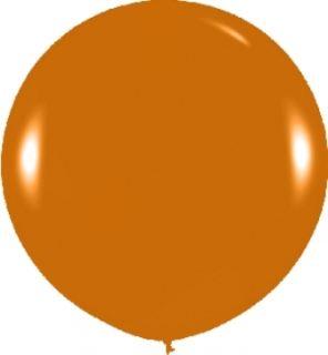 Globo dorado grande de 90cm